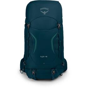 Osprey W's Kyte 46 Backpack Icelake Green